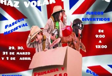Campamento urbano de inglés en Pascua