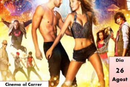 Cine en la calle – Agosto (Step up: All in)