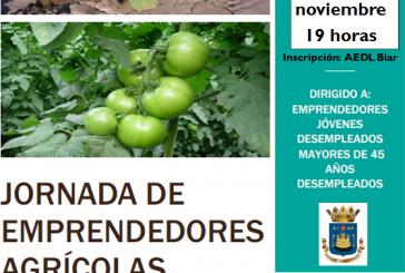 Jornada d'emprenedors agrícoles