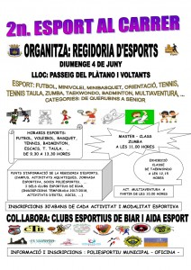 CARTEL 2º ENCONTRE