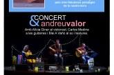 Presentació de llibre i concert.