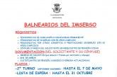 Balnearis del IMSERSO