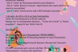 II Jornades Feministes 8M