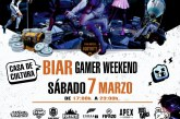 Biar Game Weekend a la Casa de Cultura