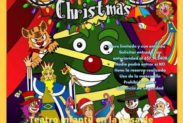Espectáculo navideño infantil en la Casa de Cultura