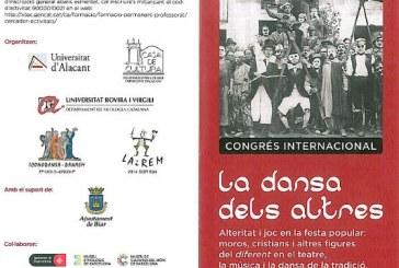La Dansa dels Altres. Congreso Internacional