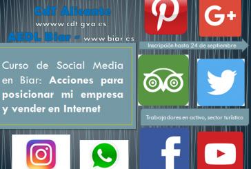 Curs de Social Media a Biar