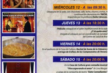 XVIII Semana Cultural de la Associació de pensionistes de Biar